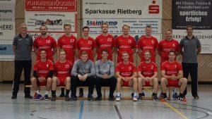 Herren Bezirksliga @ Sporthalle Neuenkirchen
